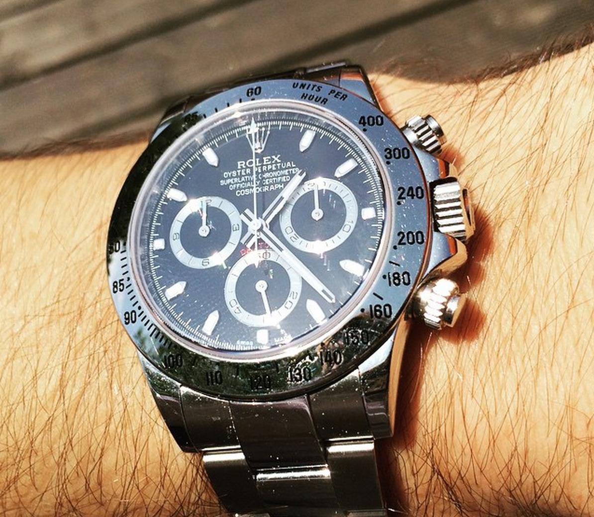 Rolex Daytona Chronograph COSC